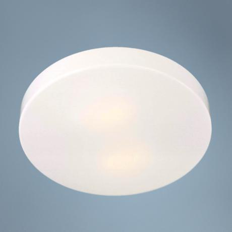 "Round 14"" Wide ENERGY STAR® Ceiling Light Fixture"
