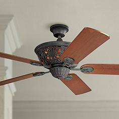 5 Blade Ceiling Fan Without Light Kit Ceiling Fans