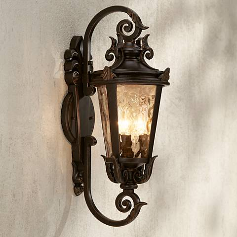 "Casa Marseille™ 21 1/2"" High Outdoor Wall Light"