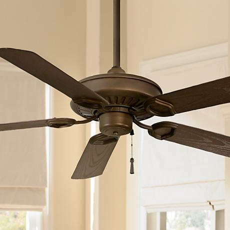 "54"" Minka Aire Bronze Sundowner ENERGY STAR Ceiling Fan"