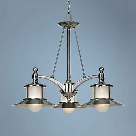 New England Collection 3-Light Dinette Chandelier