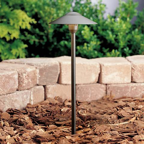 Kichler Architectural Bronze Landscape Path Light