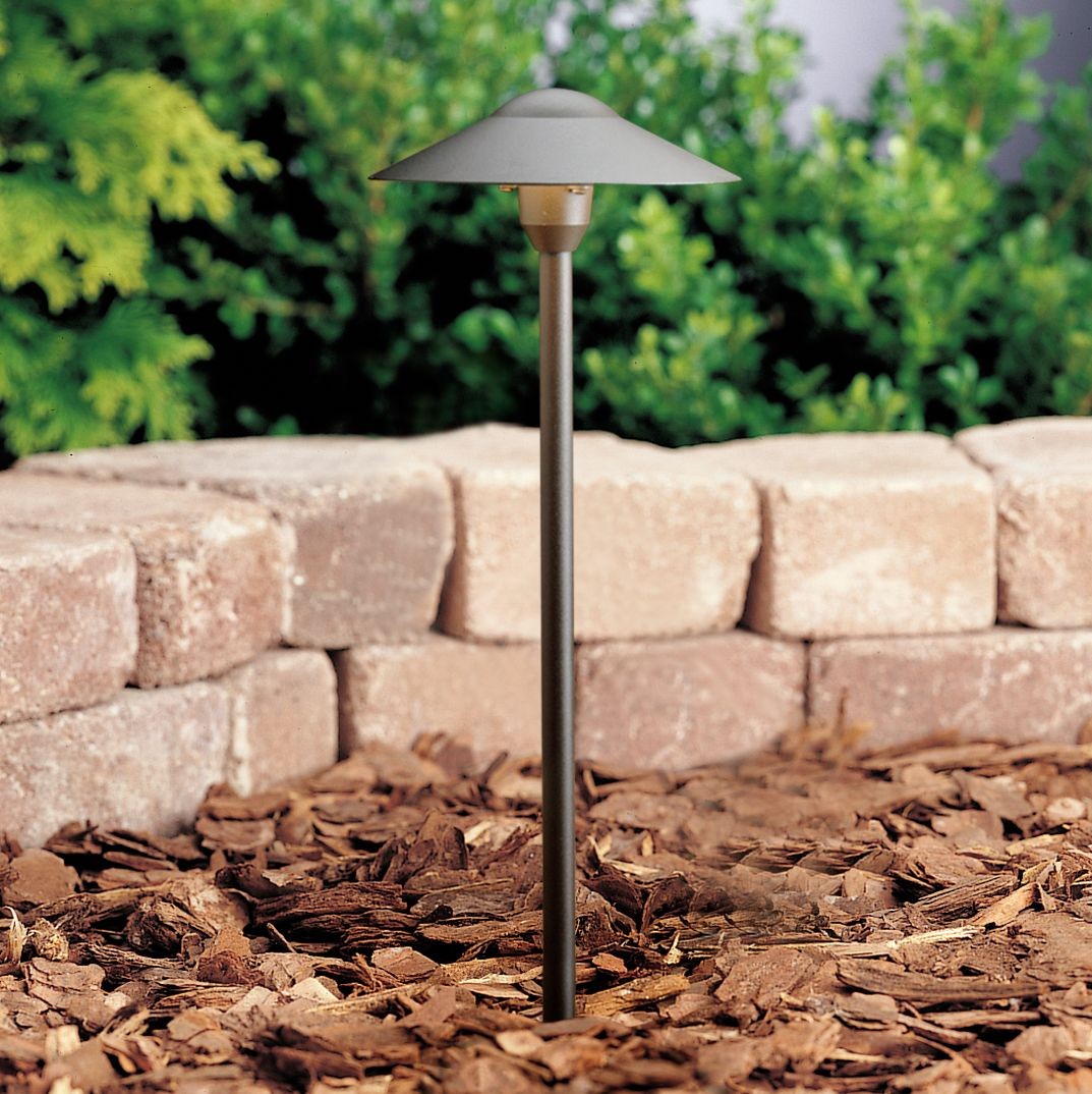 Kichler Architectural Bronze Landscape Path Light & Kichler Path Lights Landscape Lighting | Lamps Plus azcodes.com
