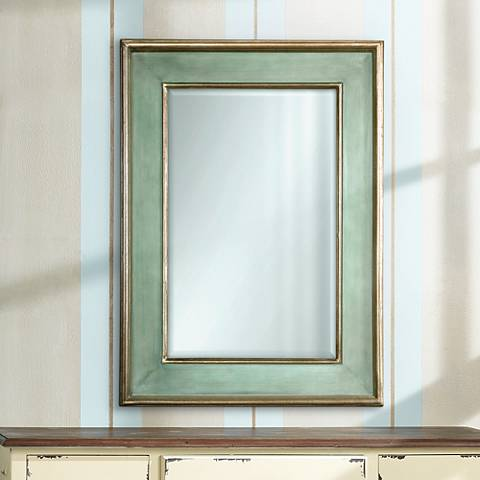 "Uttermost Ogden 27""x37""  Wall Mirror"
