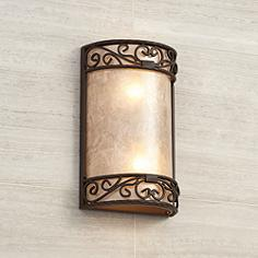 Wall Sconces - Indoor and Outdoor Sconce Designs | Lamps Plus
