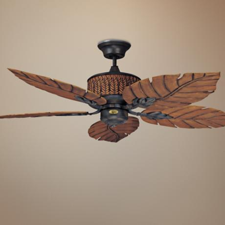 "52"" Concord Fernleaf Breeze Energy Star Outdoor Ceiling Fan"