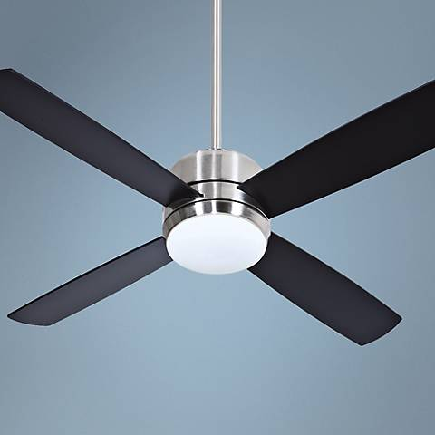 "44"" Craftmade Montreal Stainless Steel Ceiling Fan"
