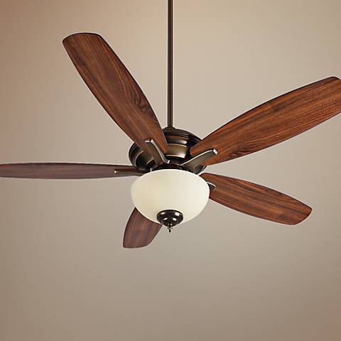 "52"" Craftmade Copeland Legacy Brass Ceiling Fan"