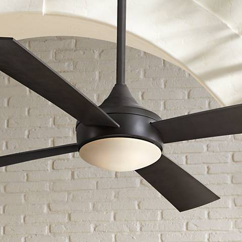 52 Quot Minka Aire Aluma Wet Oil Rubbed Bronze Ceiling Fan