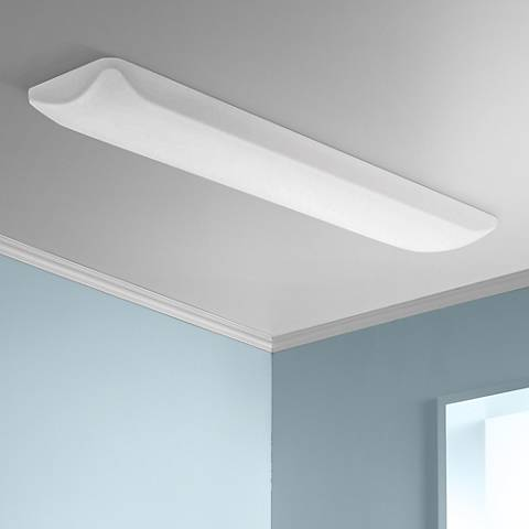 "Litepuff 48"" LED Low Profile Ceiling Light"