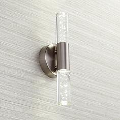 Bathroom Tube Sconces crystal, bathroom sconces, sconces | lamps plus