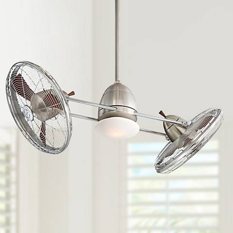 42 Minka Aire Gyro Ceiling Fan 70451 Lamps Plus