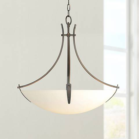 "Feiss Boulevard Collection 23 3/4"" Wide Pendant Light"