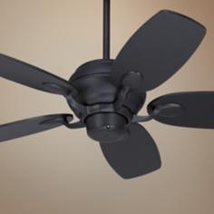 "43"" Casa Optima™ Matte Black Ceiling Fan"