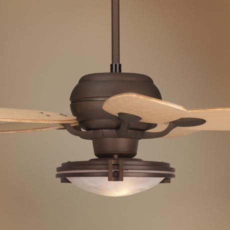 "43"" Casa Optima Oil Rubbed Bronze Finish Ceiling Fan"