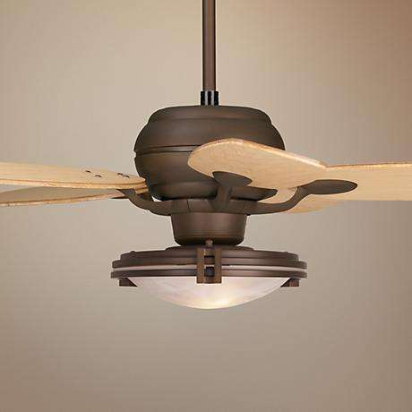 "43"" Casa Optima Oil Rubbed Bronze Ceiling Fan"