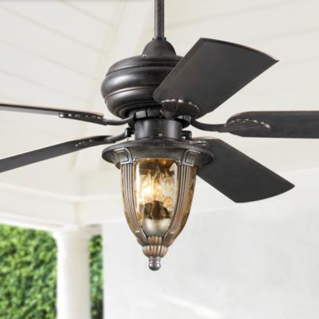 "52"" Casa Vieja Outdoor Veranda Ceiling Fan"