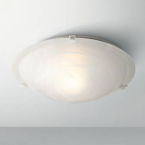 "Orb Collection 16"" Wide Ceiling Light Fixture"