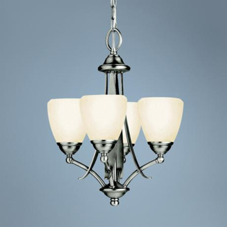Kichler Lombard Collection 4-Light Chandelier