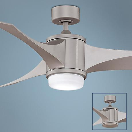 "52"" Fanimation Jennix Metro Gray Ceiling Fan"