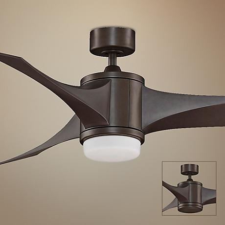 "52"" Fanimation Jennix Oil Rubbed Bronze Ceiling Fan"