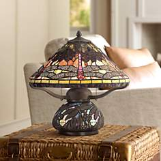 Art Glass Quoizel Table Lamps Lamps Plus Open Box Outlet Site