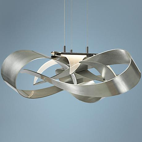 "Flux LED Pendant 26 1/2"" Wide by Hubbardton Forge"