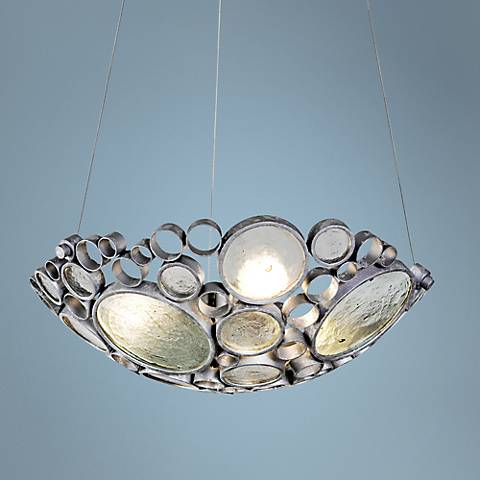 "Varaluz Fascination 20"" Wide Nevada Pendant Light"