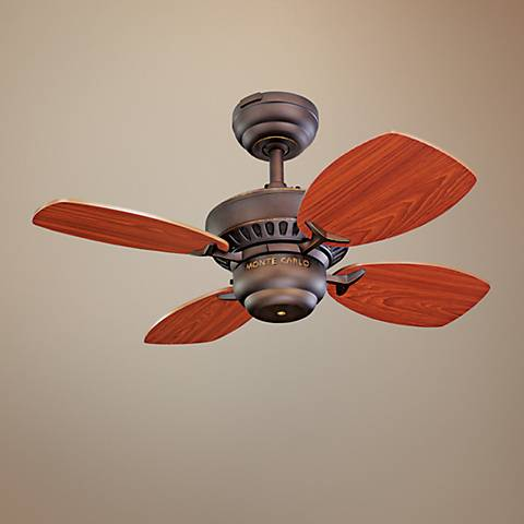 "28"" Colony II Roman Bronze Finish Ceiling Fan"