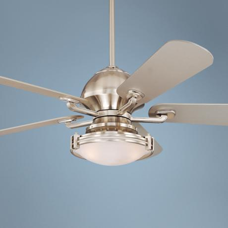 "52"" Casa Fusion ™ Contemporary Ceiling Fan With Remote"