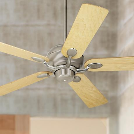 "52"" Casa Vieja Casa Optima™ Steel Ceiling Fan"