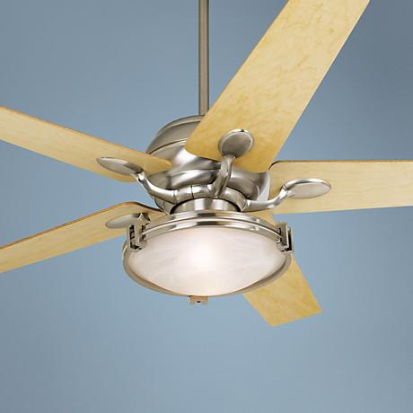 Casa Optima™ Maple Veneer Blade Ceiling Fan