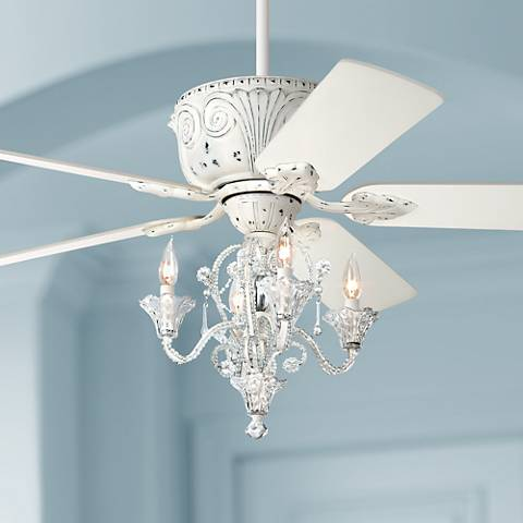 Casa Deville™ Candelabra Ceiling Fan with Remote