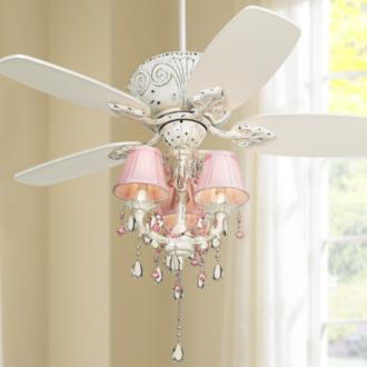 Help me find a flush mount ceiling light for baby girl bedroom gymbofriends - Girl ceiling fans with chandelier ...
