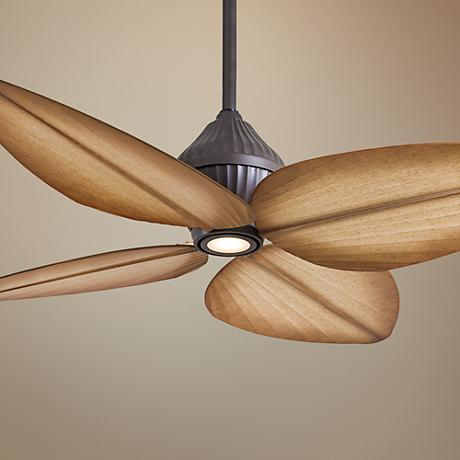 "52"" Minka Aire Indoor Outdoor Gauguin Ceiling Fan"