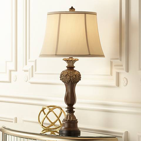 Hyde Park Royal Table Lamp by Kathy Ireland