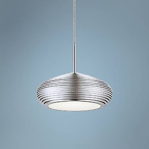 "Eurofase Venti 4""W Aluminum LED Mini Pendant Light"