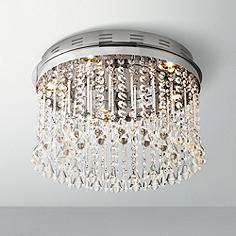 View Clearance Items Crystal Close To Ceiling Lights