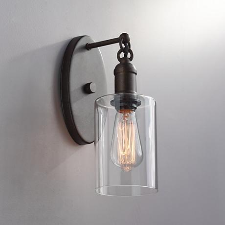 How High Are Wall Sconces : Cloverly 11 3/4