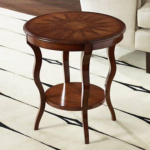 Uttermost Phillipa Round Accent Table