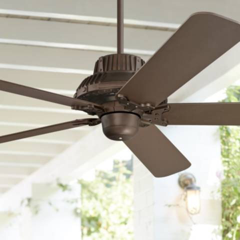 60 Quot Industrial Forge Casa Vieja Outdoor Ceiling Fan 8y417 Lamps Plus