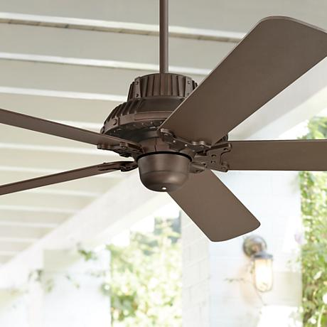 60 Industrial Forge Casa Vieja Outdoor Ceiling Fan