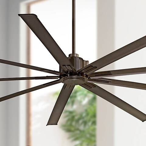 "72"" Minka Aire Xtreme Oil-Rubbed Bronze Ceiling Fan"