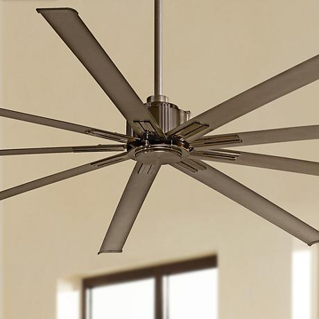 "80"" Minka Aire Xtreme Oil-Rubbed Bronze Ceiling Fan"