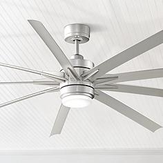 Outdoor Ceiling Fans - Damp and Wet Rated Fan Designs | Lamps Plus