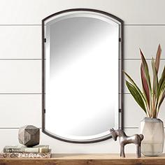 Quoizel Bathroom Mirrors quoizel lighting and mirrors | lamps plus
