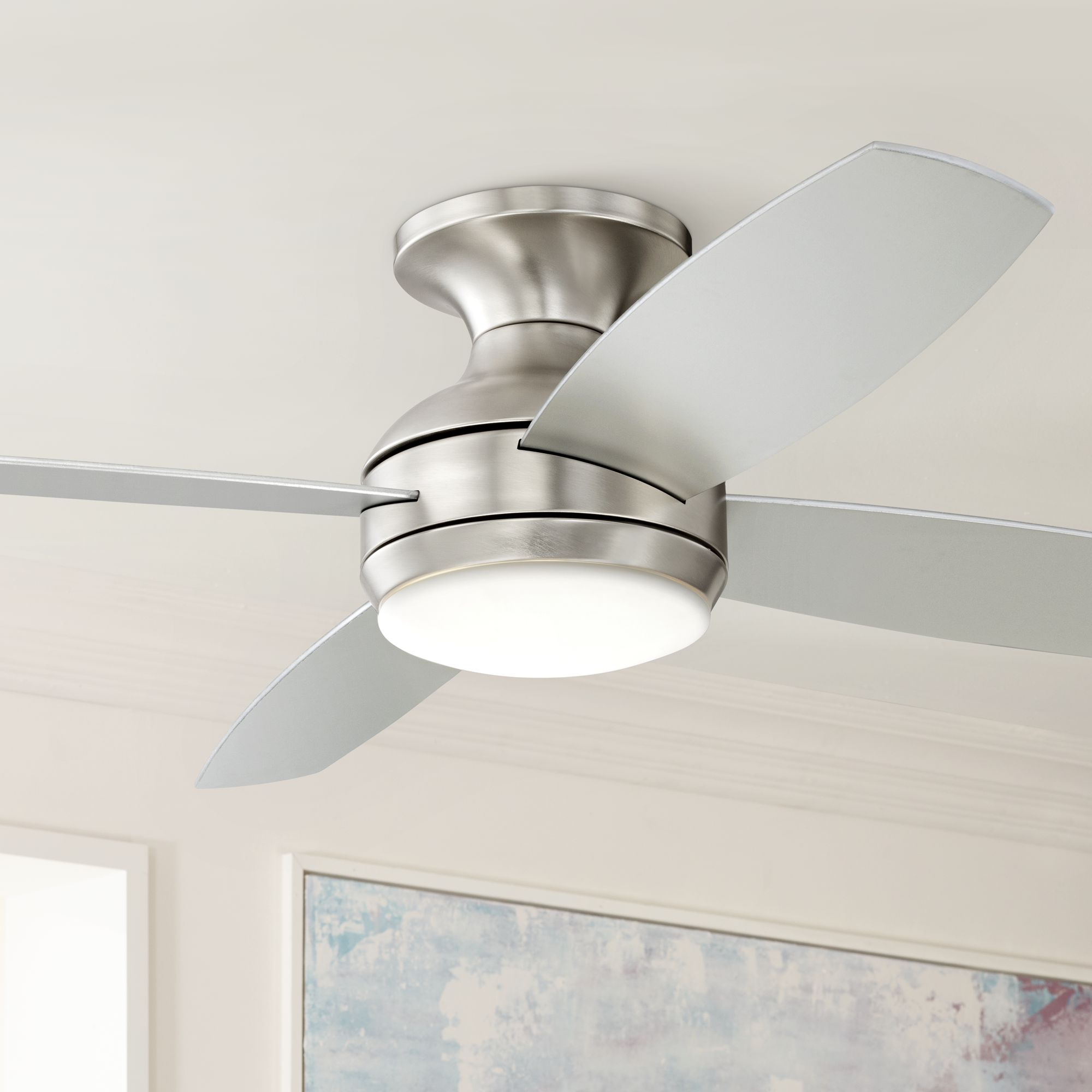 Contemporary Ceiling Fans Fresh Modern Looks Lamps Plus
