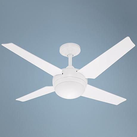 50 Hunter Sonic White ENERGY STAR Ceiling Fan
