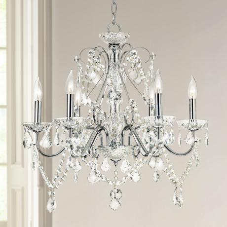Crystal Chandelier Picture