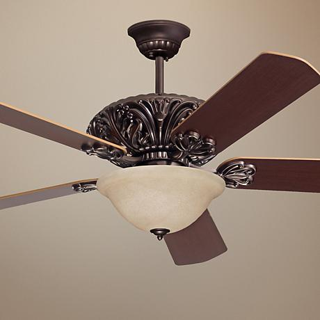 "52"" Emerson Zurich Oil Rubbed Bronze Ceiling Fan"